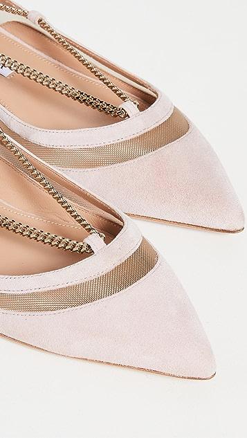 Aquazzura Rumeur Ballet Flats