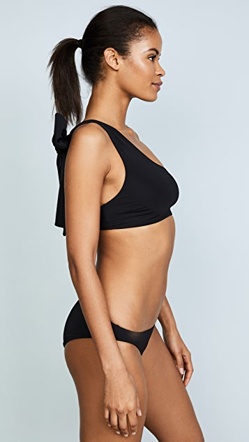 Araks Phoebe Solid Bikini Top