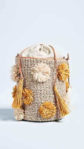 ARANAZ Calixta Bucket Bag