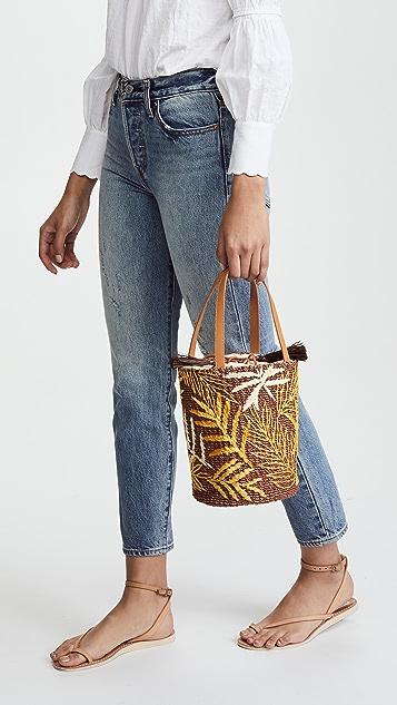 ARANAZ Isla Bucket Bag