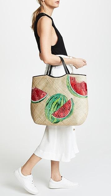 ARANAZ Watermelon Tote