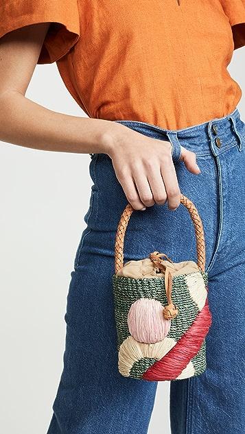 ARANAZ Claude Mini Bucket Bag