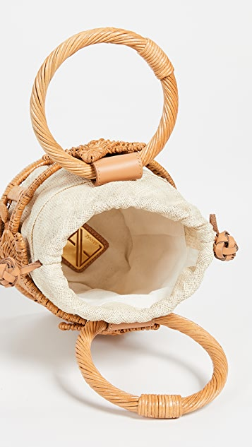 ARANAZ Marina Mini Bucket Bag