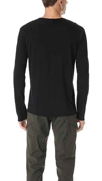 Arc'Teryx Veilance Frame Long Sleeve Shirt