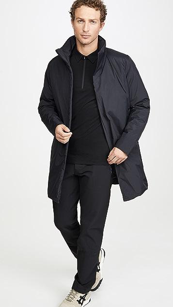 Arc'Teryx Veilance Frame Long Sleeve Polo Shirt