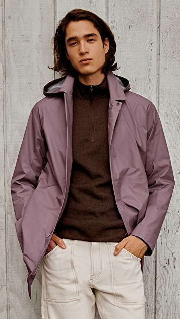 Arc'Teryx Veilance Partition Hooded Coat
