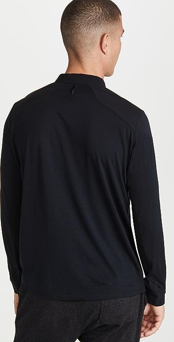 Arc'Teryx Veilance Frame Long Sleeve Zip Polo