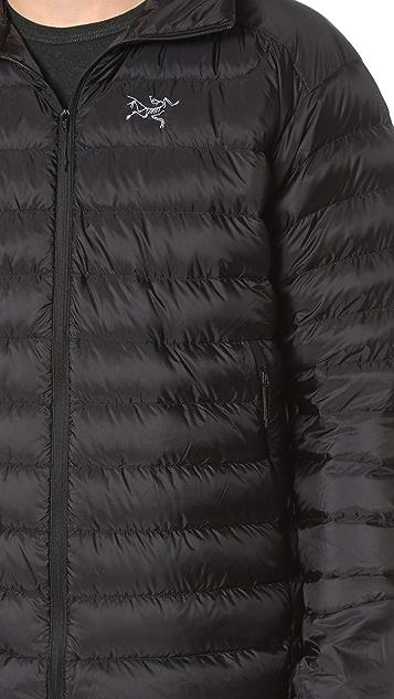 Arc'Teryx Cerium LT Hooded Jacket