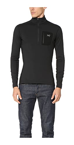 Arc'Teryx - Rho LT Zip Neck Shirt