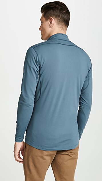 Arc'Teryx Rho LT Zip Neck Top