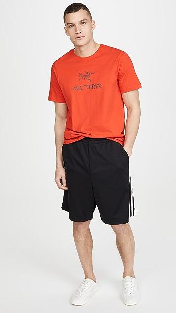 Arc'Teryx Arc'word Short Sleeve Logo T-Shirt