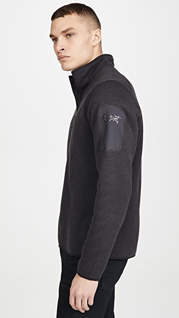 Arc'Teryx Covert Half Zip Sweatshirt