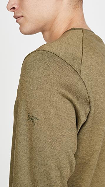 Arc'Teryx Dallen Fleece Crew Neck Sweatshirt