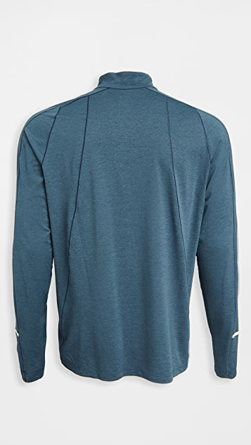Arc'Teryx Cormac Lightweight Zip Neck Long Sleeve Shirt
