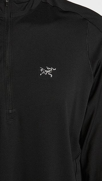 Arc'Teryx Cormac Lightweight Zip Neck