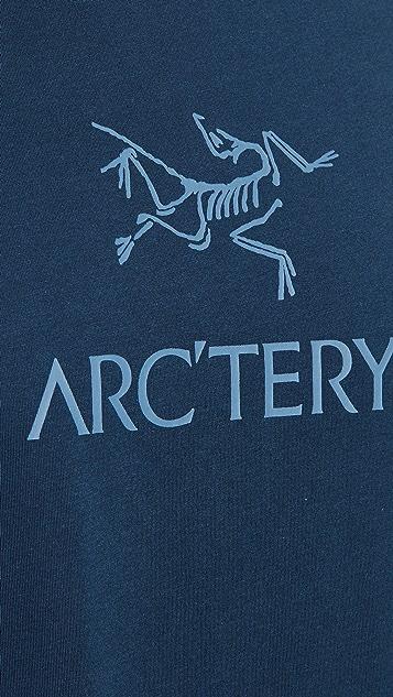Arc'Teryx Arc'Word Logo Tee
