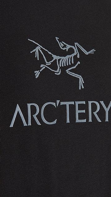 Arc'Teryx Arc'Word Logo Tee Shirt