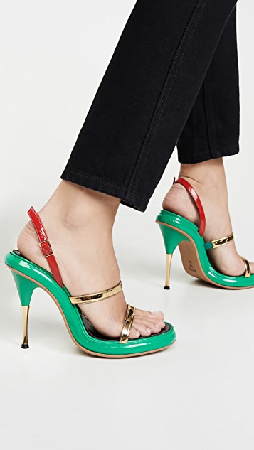 Area Bumper Welt Sandals