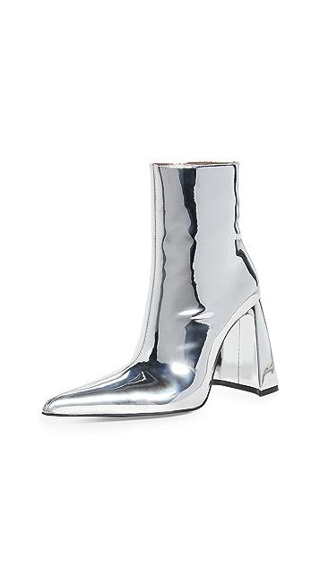 Area A Heel PVC 靴子