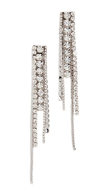 Area Chandelier Earrings