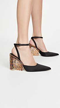 Crystal Chandelier High Heels