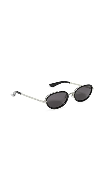 Area Солнцезащитные очки Linda Farrow X Area