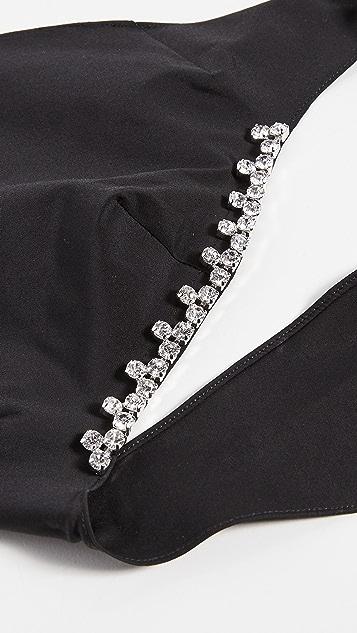 Area 水晶棉质头巾