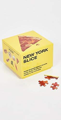 Areaware - Little Puzzle Thing - New York Slice