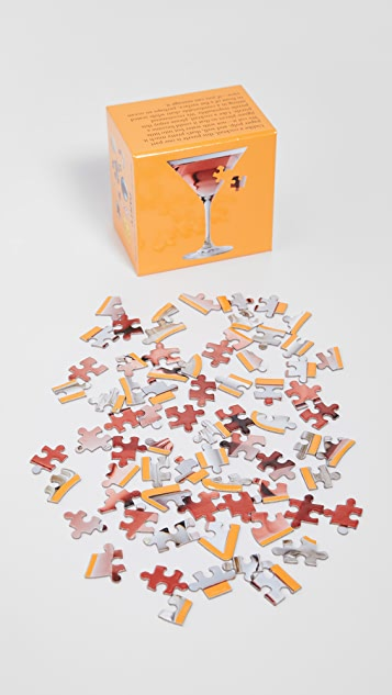 Areaware Little Puzzle Thing: Cocktail