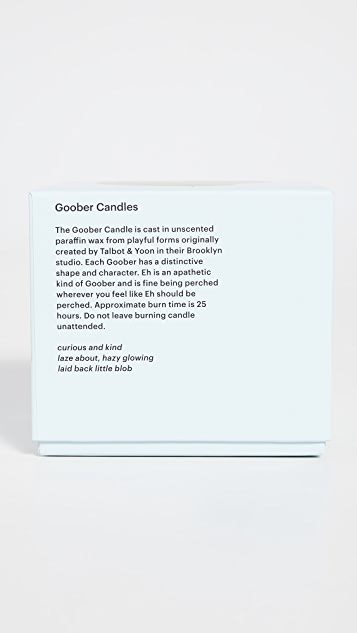 Areaware Goober Candle