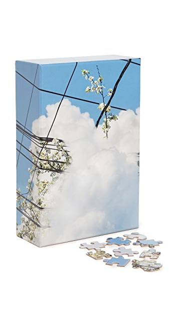 Areaware 图中图拼图: 春季