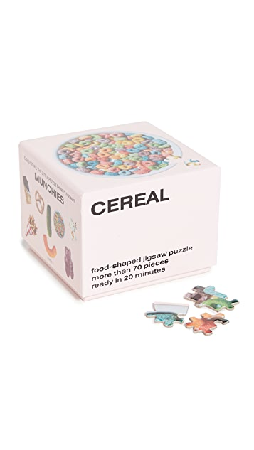 Areaware Little Puzzle Thing: Cereal