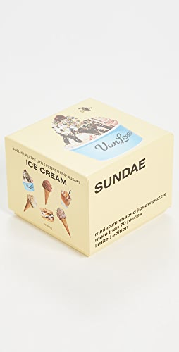Areaware - Little Puzzle Thing: Sundae