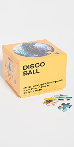 Areaware - Little Puzzle Thing: Disco Ball