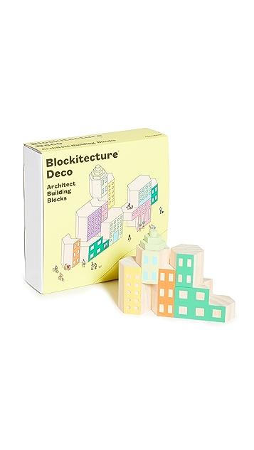Areaware Blockitecture