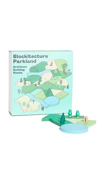 Areaware Blockitecture (Parkland)