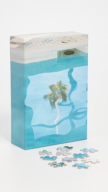Areaware Puzzle In Puzzle: Pool