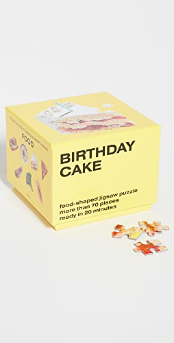 Areaware - Little Puzzle Thing: Birthday Cake