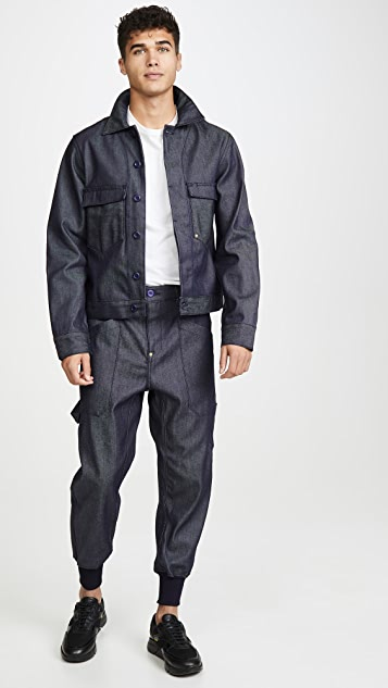Atelier & Repairs Gianluigi Blouson Jacket