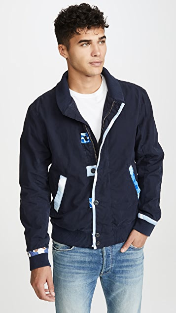 Atelier & Repairs No Bomb Bomber Jacket
