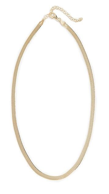 Argento Vivo Herringbone Chain