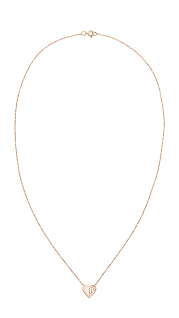 Ariel Gordon Jewelry 14k Gold Close to My Heart Necklace
