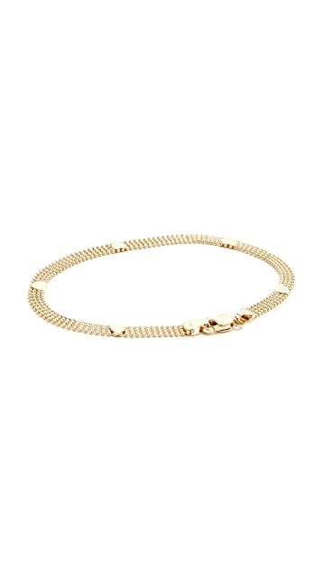 Ariel Gordon Jewelry 14k Gold Sweetheart Bracelet