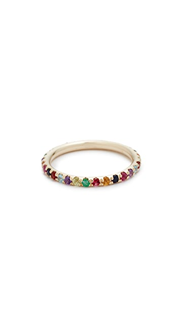 Ariel Gordon Jewelry 14k Candy Crush Band Ring