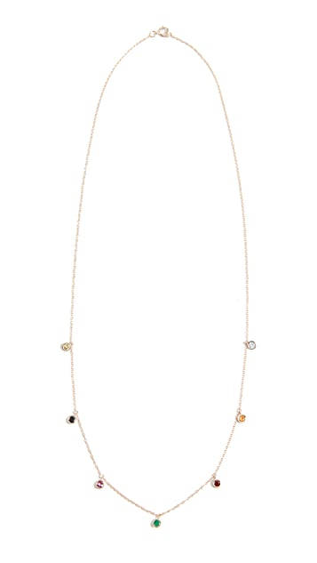 Ariel Gordon Jewelry Candy Crush Droplet Necklace