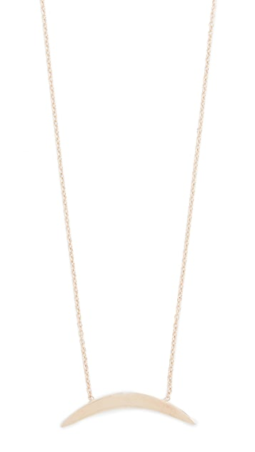 Ariel Gordon Jewelry Arc Geo Necklace