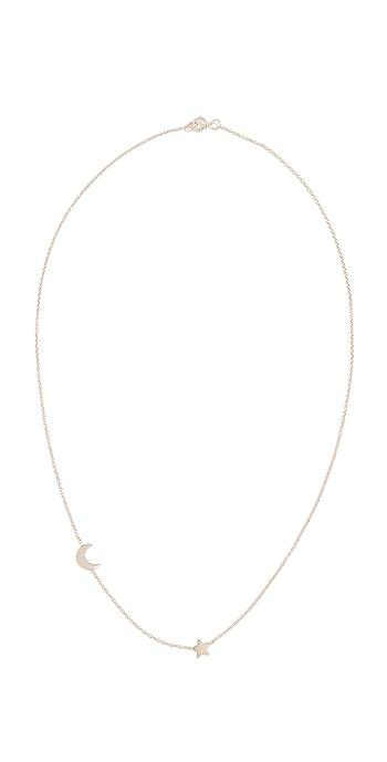 Ariel Gordon Jewelry 14k Starry Night Necklace - Yellow Gold