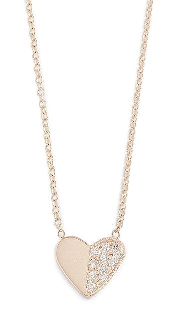 Ariel Gordon Jewelry 14k Close to My Heart 项链