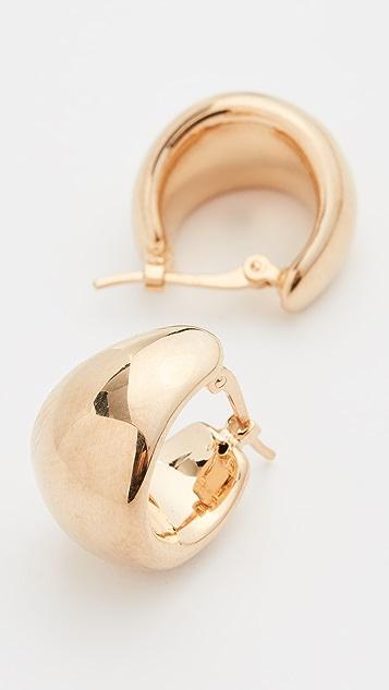 Ariel Gordon Jewelry 14k Helium 贴耳耳环