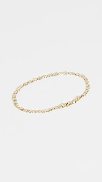 Ariel Gordon Jewelry Браслет из 14-каратного золота Heart of Gold